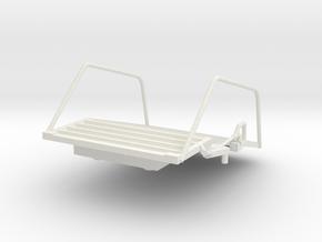 07-Egress Platform in White Strong & Flexible