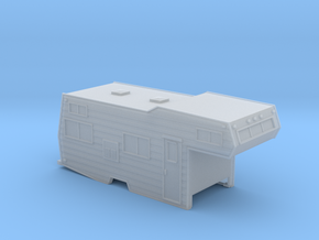 N-Scale Camper Van Conversion 2 in Frosted Extreme Detail