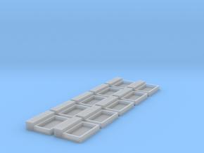 Rahmenstaukisten 10er in Frosted Ultra Detail