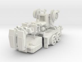 Prime Kit in White Natural Versatile Plastic