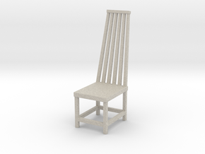Chair No. 3 in Natural Sandstone