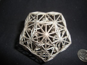 quasicrystal in Stainless Steel