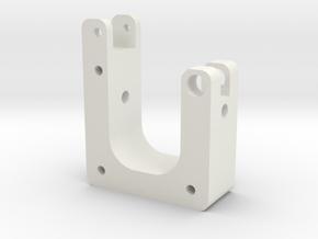 Base Empujador V2 in White Natural Versatile Plastic