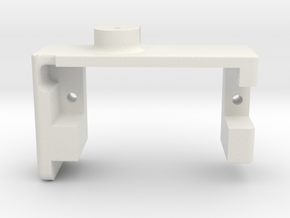 Servo Mechanism 3.0 Case in White Natural Versatile Plastic