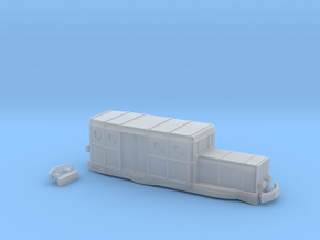 Beast - Zm - 1:220 in Smooth Fine Detail Plastic
