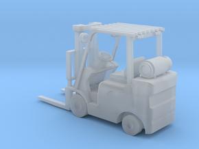 Mitsubishi FGC30N (N - 1:160) Forklift in Smoothest Fine Detail Plastic