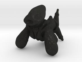 3DApp1-1436863738008 in Black Acrylic