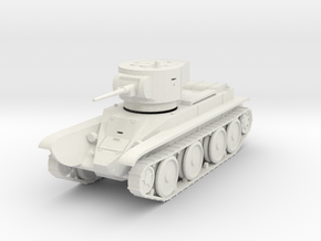 PV18 BT-5 Fast Tank M1933 (1/48) in White Strong & Flexible
