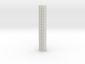 1-24 X5 Marsden Matting in White Strong & Flexible