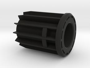 X rocker Pro mechanism bladed part in Black Natural Versatile Plastic