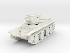 PV65 BT7 Fast Tank M1935 (1/48) in White Strong & Flexible