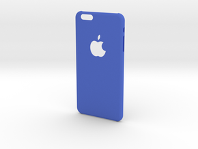 Iphone 6 Plus Customizable in Blue Processed Versatile Plastic