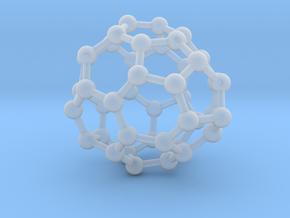0257 Fullerene C42-36 c1 in Frosted Ultra Detail