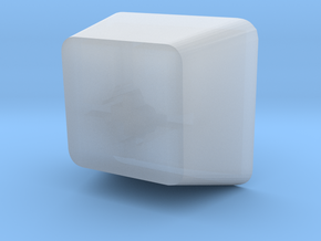 Customisable Cherry MX Keycap in Smooth Fine Detail Plastic