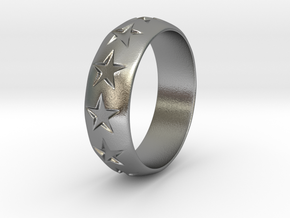 Eugen - Ring in Natural Silver: 9 / 59