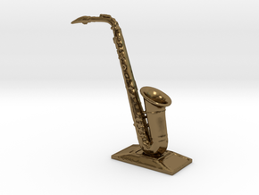 Alto Saxophone (Metals) in Polished Bronze