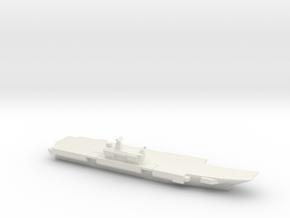 INS Vikrant (2014), 1/2400 in White Natural Versatile Plastic