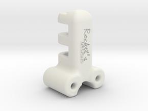 EDrum Rocket Trigger System (Rod Ends) in White Natural Versatile Plastic