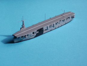 1:1200 scale model Karel Doorman 1  in Smooth Fine Detail Plastic