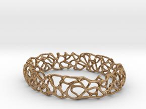 Bracelet Vines  in Polished Brass