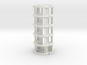 GCM124-01-IG2 - Igniter 2 / Spark 2 + 18650 cell in White Natural Versatile Plastic