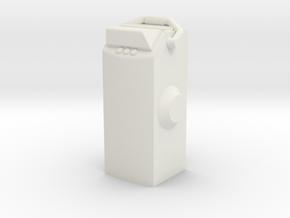 12C-Rear Pallet - Apollo 17 Gravimeter in White Natural Versatile Plastic