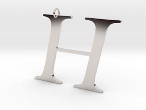 H in Platinum