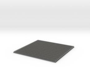 Scale Model Rivets.  2070x 0.75mm Diameter Rivets in Natural Silver