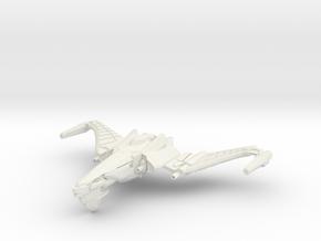 T'salvan Class Cruiser in White Strong & Flexible