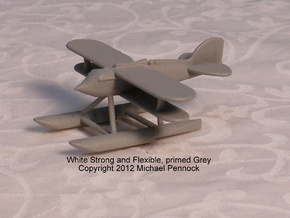 GAAR15 Curtiss R3C-2 (1/144) in White Natural Versatile Plastic