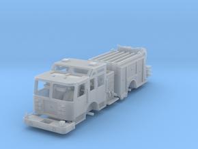 1995-1996 Philadelphia KME engine 1/64.stl in White Strong & Flexible