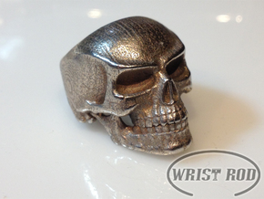 WR Ring FullSkull - Size 11 in Stainless Steel