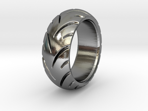 Ray Zing - Ring in Polished Silver: 9 / 59