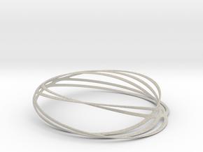 Spiral Style Bracelet 2 in Natural Sandstone