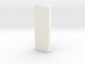 1/10 SCALE BREAKER BOX in White Processed Versatile Plastic