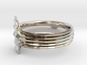 New Ring Design  in Platinum