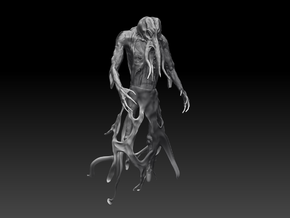 Mindflayer in White Strong & Flexible