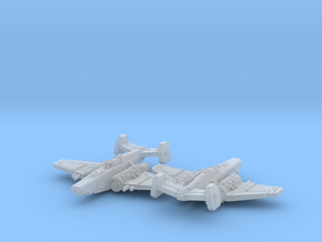 Fighter Squadron in Frosted Ultra Detail