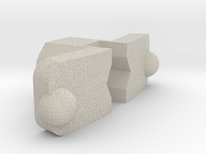 Airboxlab Pusher in Natural Sandstone