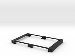 FC RX7 IPAD MINI DASH MOUNT FOR SERIES 5 STEREO BE in Black Natural Versatile Plastic