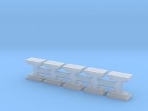 EMD 40 Series DB Vents (N) in Smoothest Fine Detail Plastic