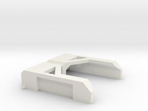 M.O.D. Sight V1.3 in White Natural Versatile Plastic
