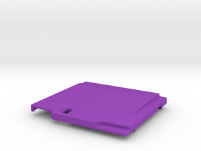 TED V2 DUO-R Style Shell in Purple Strong & Flexible Polished