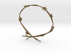 Ivy Bracelet in Polished Bronze