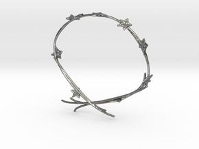 Ivy Bracelet in Fine Detail Polished Silver