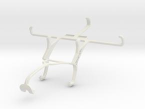 Controller mount for Xbox 360 & Meizu m1 in White Natural Versatile Plastic