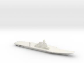 INS Vikramaditya, 1/2400 in White Natural Versatile Plastic