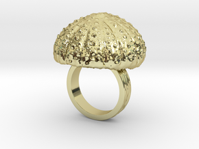 Urchin Statement Ring - US-Size 4 1/2 (15.27 mm) in 18k Gold