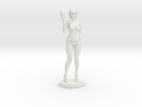 Spacegirl Lana RPG 32mm Mini in White Natural Versatile Plastic