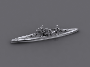 1/4800 HMS Queen Elizabeth [1943] (x2) in Smooth Fine Detail Plastic